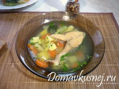 рецепты из филе горбуши с овощами в духовке